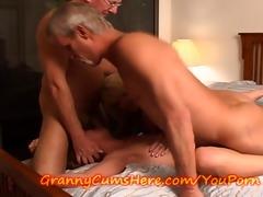 granny desires some slit little girl!