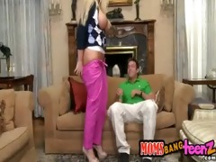 daughter shares her bf with her mom karen fisher,