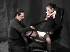 a little bdsm for tiny tit anne