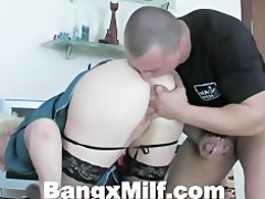 blond mother i fingered and drilled hard