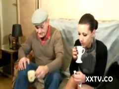 a french arab fucked by old man and allies