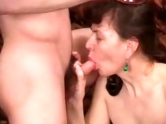 russian horny older gets screwed (part 2)